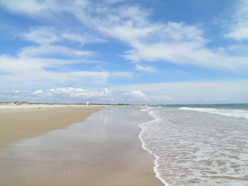 A mais cara das belas praias que nos encantam no Sotaventoalgarvio